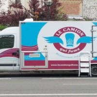 Le camion qui fumeok